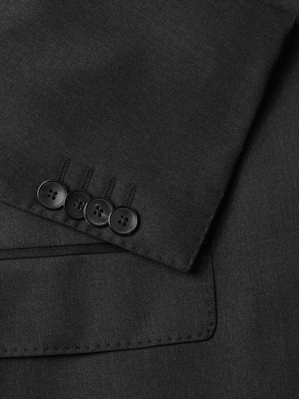 Boss Hugo Boss Regular Fit Johnstons Lenon Virgin Wool Suit