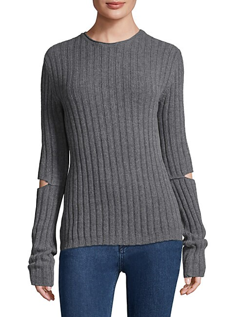 RE-EDITION CAPSULE Cold Elbow Knit
