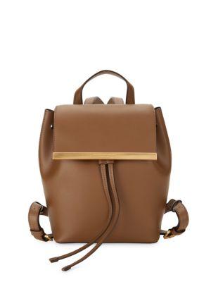 Donna Karan Mally Leather Backpack