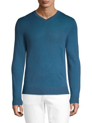 Zadig & Voltaire JIM V-NECK WOOL SWEATER