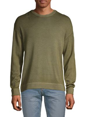 Zadig & Voltaire Distressed Wool Sweater
