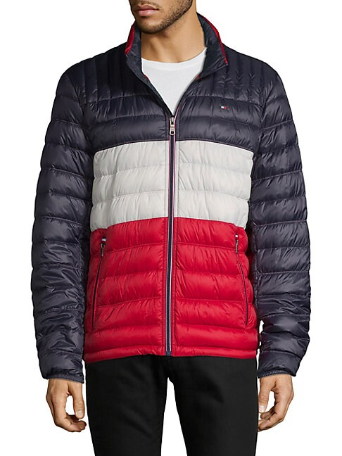 Packable Nylon Down Puffer