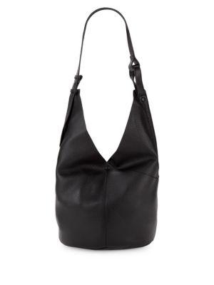 Steven Alan Leather Hobo Bag