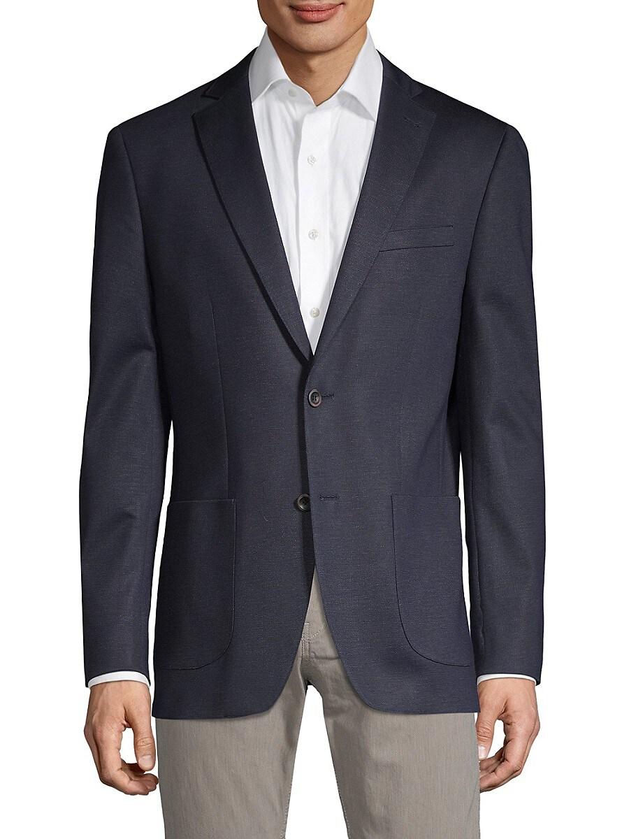 Men's Classic Notch Lapel Sportcoat