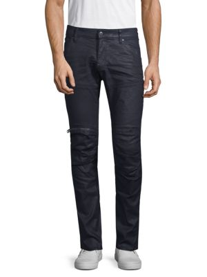 G-STAR RAW Zip Knee Skinny Pants
