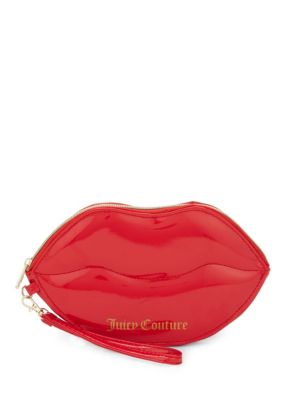Juicy Couture Classic Charger Cosmetic Pouch