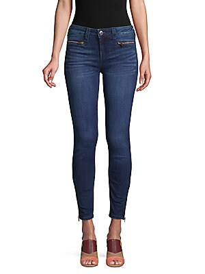 Super Skinny Ankle Jeans by True Religion