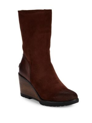 Sorel After Hours Mid Wedge Boots