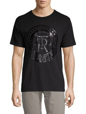 True Religion Crewneck Logo Cotton Tee