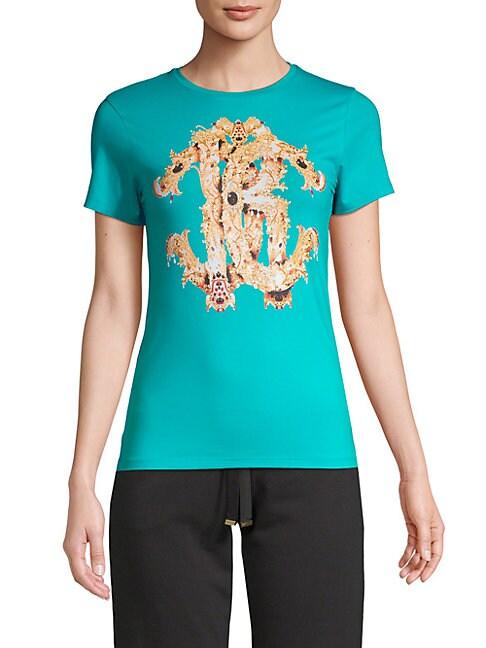 Jewel Logo Graphic T-Shirt