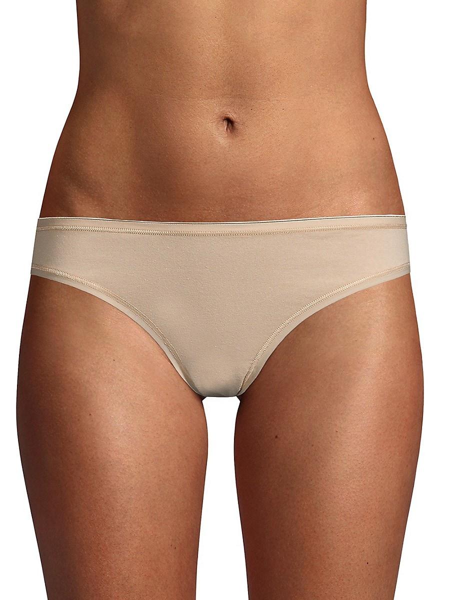Women's Low-Rise Bikini Briefs
