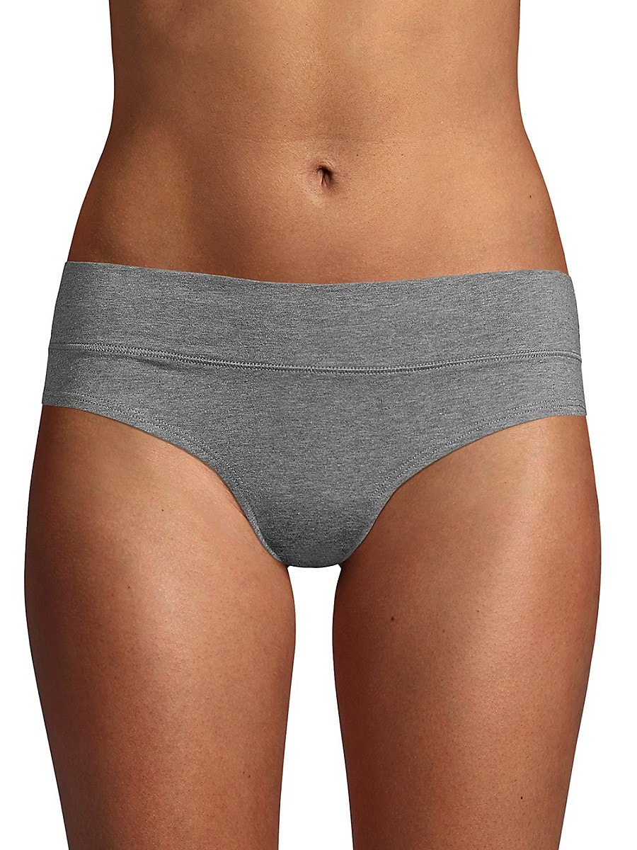Women's Wide Band Low-Rise Briefs