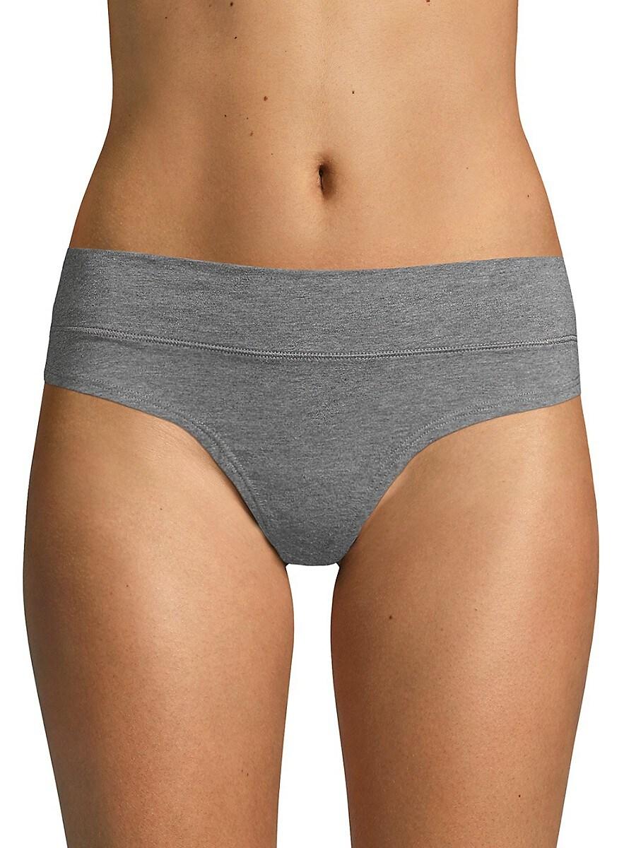 Women's Wide Band Thongs