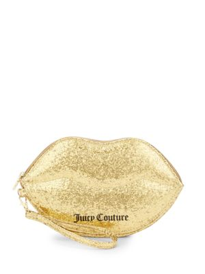 Juicy Couture Metallic Charging Cosmetic Pouch