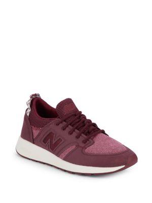 New Balance Colorblock Low-Top Sneakers