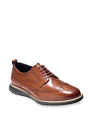 7a3135ae5c0 Cole Haan - Williams Leather Monk-Strap Shoes - saksoff5th.com