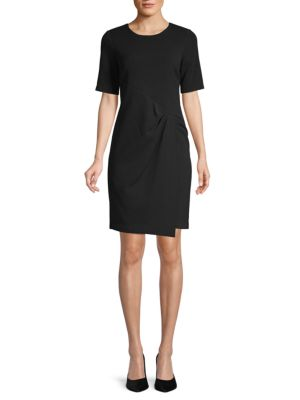 Maggy London Roundneck Sheath Dress