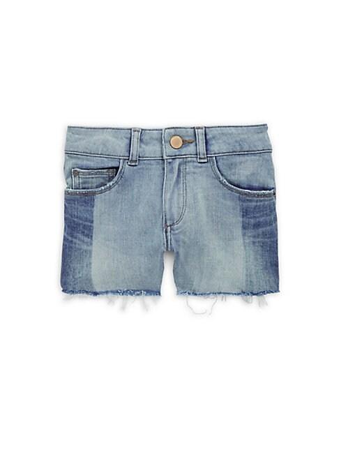 Little Girls  Girls Lucy Denim Shorts
