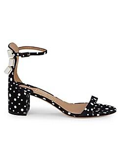 f9d9b7d72e Salvatore Ferragamo. Connie Block Heel Suede Sandals
