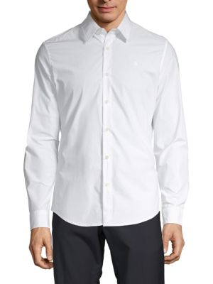 G-Star Raw Classic Stretch Button-Down Shirt