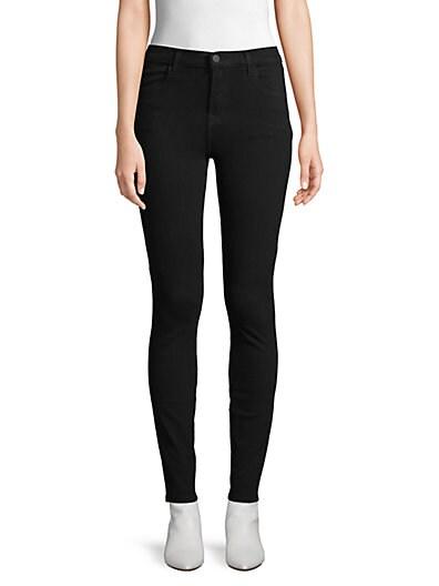 a4038e17ce1 J Brand Maria High-Rise Skinny Jeans ...
