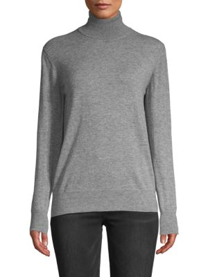 Tomas Maier Long-Sleeve Cashmere Sweater