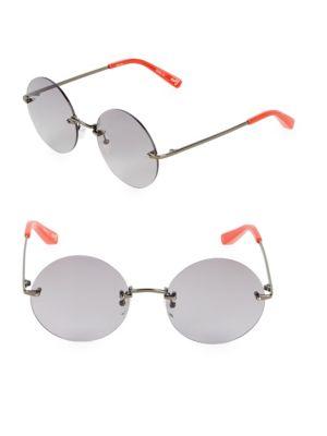 Elizabeth And James EJ 57MM Round Sunglasses