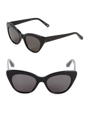 Elizabeth And James 52MM Butterfly Sunglasses
