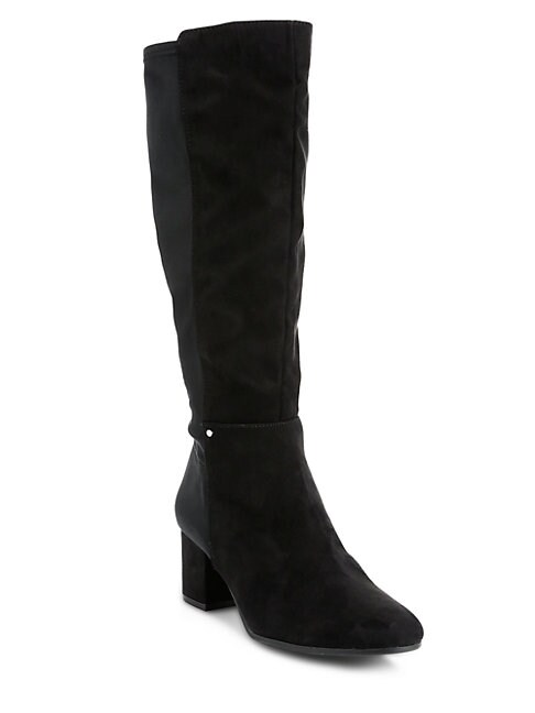 CIRCUS BY SAM EDELMAN | Valerie Stretch Tall Boots | Goxip
