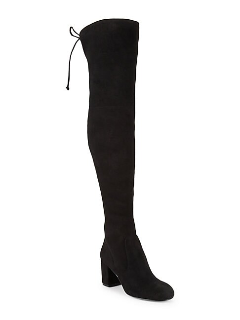 CHARLES BY CHARLES DAVID | Owen Over-The-Knee Boots | Goxip