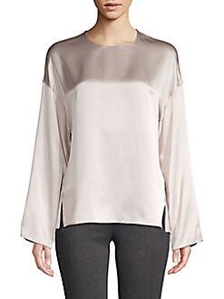 bf9c79db Vince | Women - Apparel - Tops - Blouses - saksoff5th.com