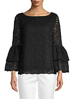 f4fa84d6ad0ec Product image. QUICK VIEW. Laundry by Shelli Segal. Classic Lace Top