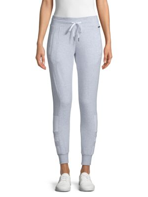 Betsey Johnson Drawstring Jogger Pants
