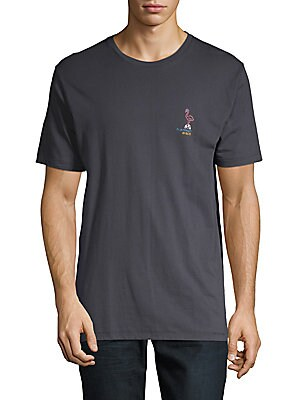 34609ecff5 Barney Cools - Flamingo Disco Cotton Tee - saksoff5th.com