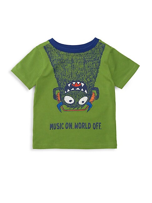 ANDY & EVAN Baby Boy'S Graphic T-Shirt