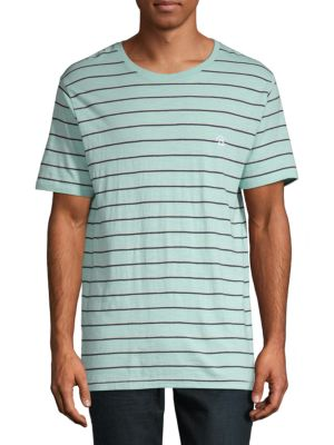 Barney Cools B.Schooled Striped Cotton Tee
