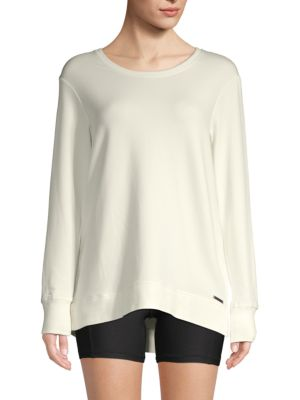Nanette Lepore Keyed Up Oversized Sweatshirt