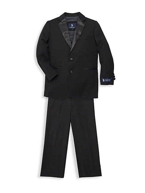 Little Boys  Boys TwoPiece Suit Jacket  Pants Set