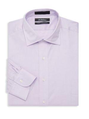 Saks Fifth Avenue Slim Fit Dress Shirt