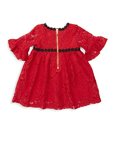 5f1911d1a ... Kate Spade New York Baby Girl's Lace Dress
