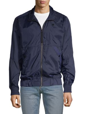 G-Star Raw Mockneck Full-Zip Jacket