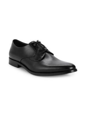 Steve Madden Placks Leather Dress Shoes