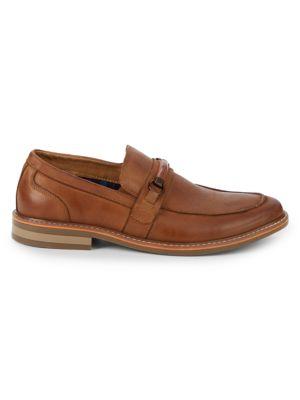 Steve Madden Offer Leather Loafers