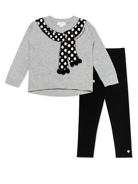 Little Girls 2Piece Legging Set