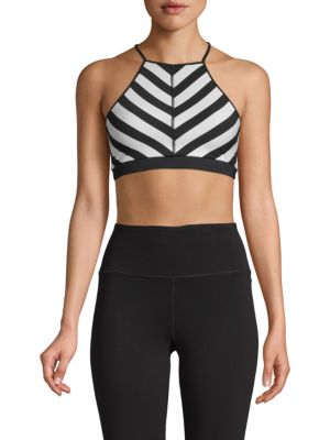 Vimmia Chevron Sports Bra