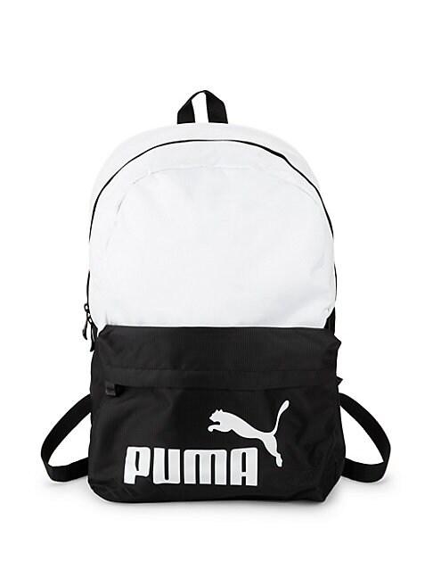 PUMA   Evercat Lifeline Colorblock Backpack   Goxip