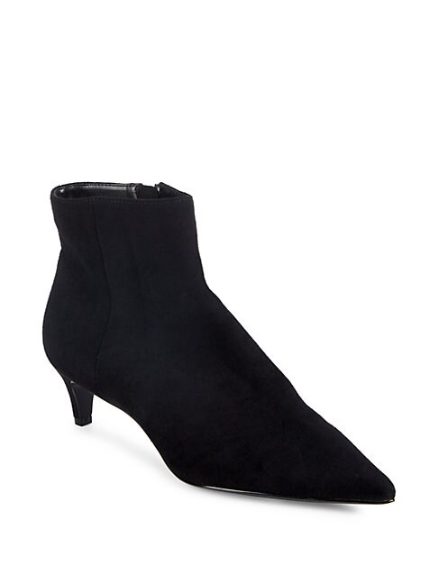 CHARLES BY CHARLES DAVID | Kiss Textured Booties | Goxip