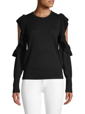 Joie Lucasta Wool & Silk Sweater