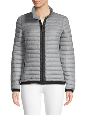 Marc New York Packable Puffer Coat