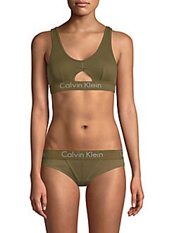 8cc224818e Body Unlined Bralette GREY. QUICK VIEW. Product image. QUICK VIEW. Calvin  Klein